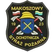 OSP Makoszowy Logo